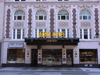 ACME ホテル カンパニー