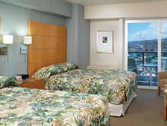 アラモアナ ホテル 部屋