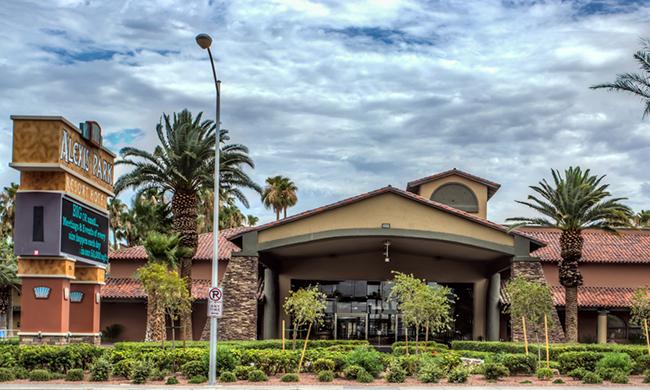 ネッサンス ラスベガス ホテル Alexis Park Resort Hotel