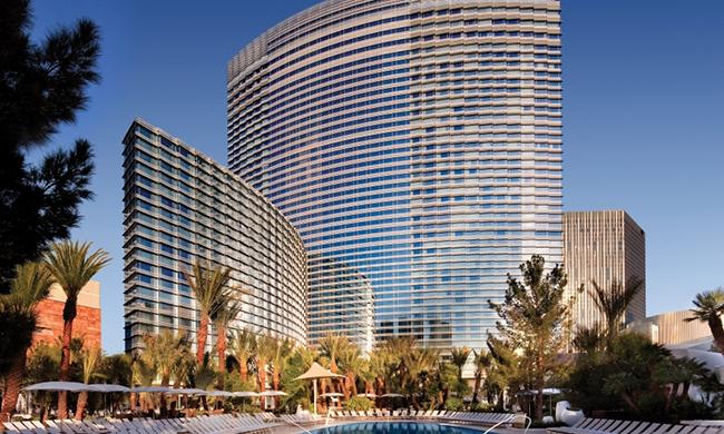 アリア リゾート & カジノ Aria_Resort_and_Casino