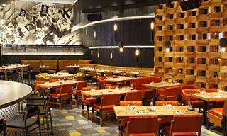 アリア リゾート & カジノ レストラン