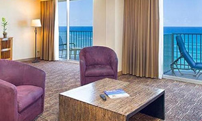 アストン ワイキキ ビーチ ホテルの部屋