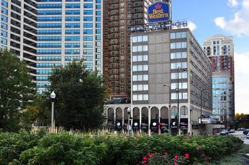 ベスト ウェスタン グラント パーク ホテル