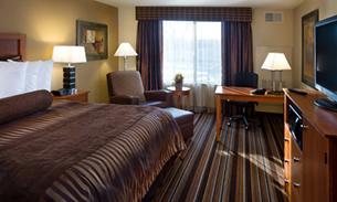 ベスト ウェスタン プラス ブルーミントン ホテル
