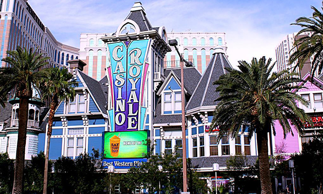 ベスト ウェスタン プラス カジノ ロイヤル BEST WESTERN Plus Casino Royale