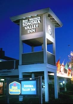 ベスト ウェスタン ソノマ バレー イン & クラッグ イベント センター