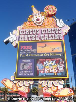 サーカス サーカス ラスベガス Circus Circus Las Vegas
