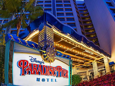 ディズニーズ パラダイス ピア ホテル