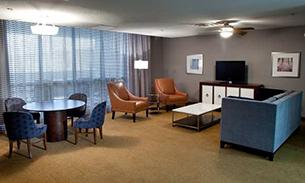 ダブルツリー バイ ヒルトン ホテル ブルーミントン - ミネアポリス サウス