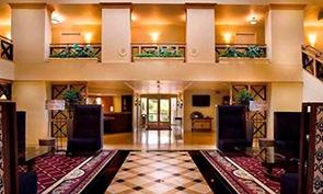 ダブルツリー ゴルフ リゾート バイ ヒルトン ホテル サンディエゴ