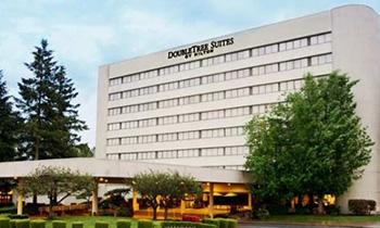ダブルツリー スイーツ バイ ヒルトン ホテル シアトル エアポート - サウスセンター