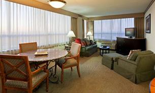 ダブルツリー バイ ヒルトン ホテル ミネアポリス ノース