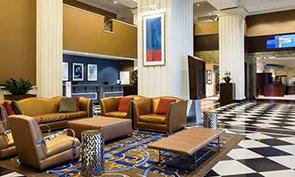 ダブルツリー ホテル シカゴ オヘア エアポート-ローズモント