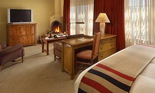 エルドラド ホテル & スパ ベッドルーム
