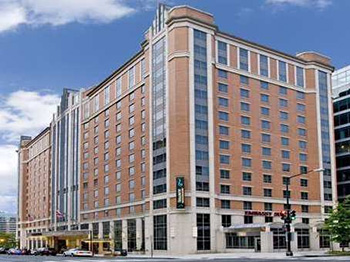 エンバシー スイーツ バイ ヒルトン ワシントン DC コンベンション センター