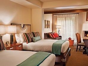 エンチャントメント リゾート ベッドルーム