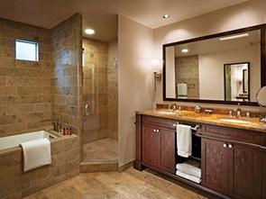 エンチャントメント リゾート バスルーム
