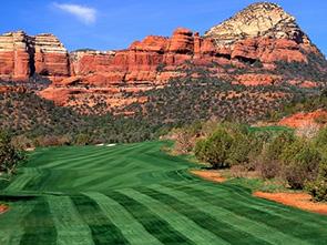 エンチャントメント リゾート ゴルフコース