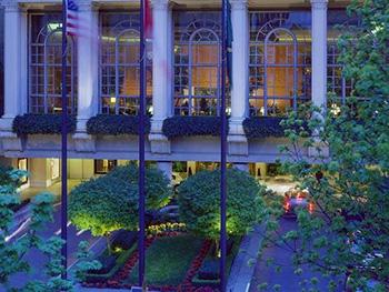 フェアモント オリンピック ホテル シアトル