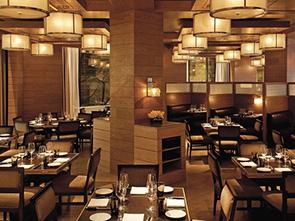 フォー シーズンズ ホテル ワシントン レストラン