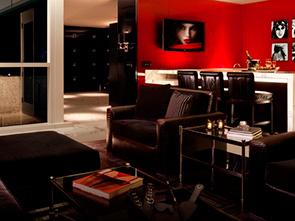 ハード ロック ホテル & カジノ ラスベガスの部屋