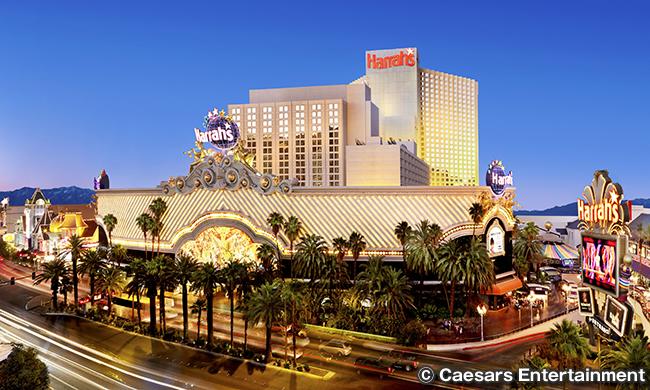 ハラーズ ラスベガス Harrah's Las Vegas