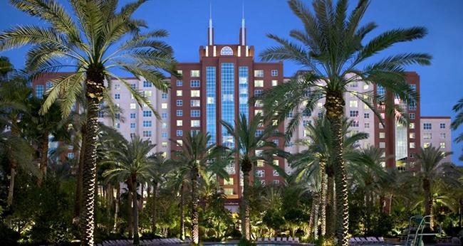 ヒルトン グランド バケーションズ アット ザ フラミンゴ Hilton Grand Vacations At The Flamingo