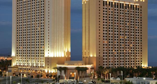 ヒルトン グランド バケーションズ オン ザ ラスベガス ストリップ Hilton Grand Vacations on the Las Vegas Strip