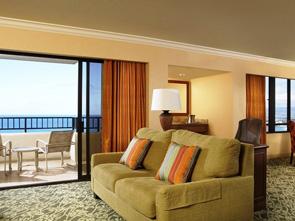 ヒルトン ハワイアン ビレッジ ワイキキ ビーチ リゾートの部屋