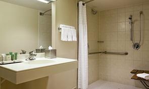 ヒルトン メンフィス シャワールーム
