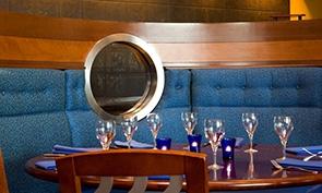 ヒルトン フィラデルフィア アット ペンズ ランディング レストラン