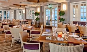ヒルトン サンディエゴ リゾート & スパ レストラン