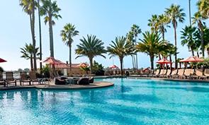 ヒルトン サンディエゴ リゾート & スパ プール