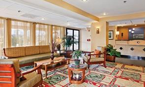 ホリデイ イン エクスプレス ホテル & スイーツ サンディエゴ-エスコンディド
