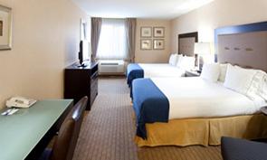 ホリデイ イン エクスプレス ホテル & スイーツ シアトル-シータック エアポート