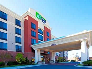 ホリデイ イン エクスプレス ホテル & スイーツ ワシントン DC ノースイースト