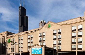 ホリデイ イン ホテル & スイーツ シカゴ ダウンタウン