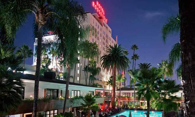 ハリウッド ルーズベルト ホテル