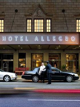 ホテル アレグロ