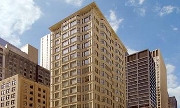 ホテル バーナム シカゴ