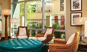 ホテル インディゴ ニューオリンズ ガーデン ディストリクト