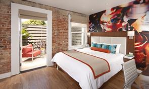 ホテル インディゴ サンタ バーバラ