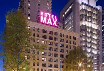 ホテル マックス