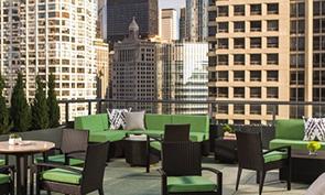 ホテル パロマー シカゴ