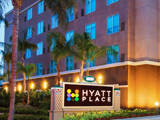 ハイアット プレイス アナハイム リゾート コンベンション センター