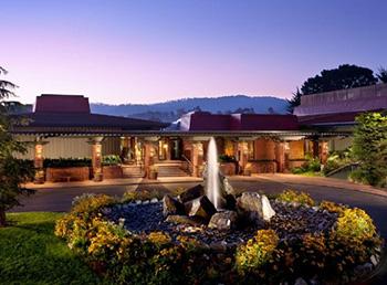 ハイアット リージェンシー モントレー ホテル & スパ オン デルモンテ ゴルフコース