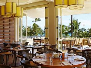 ハイアット リージェンシー ワイキキ ビーチ リゾート & スパ レストラン