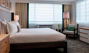 キンプトン グローバー パーク ホテル