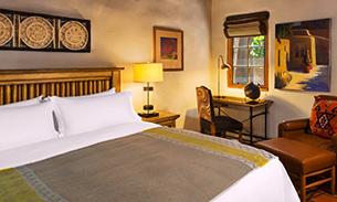 ラ ポサダ デ サンタ フェ ア ラクジュアリー コレクション リゾート & スパ ベッドルーム