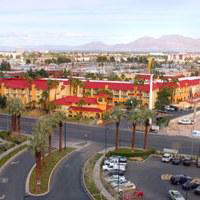 ネッサンス ラスベガス ホテル La Quinta Inn & Suites Las Vegas Airport N Conv